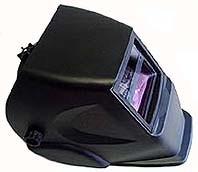 Welding Helmet – Auto-Darkening – SolarC.P.S