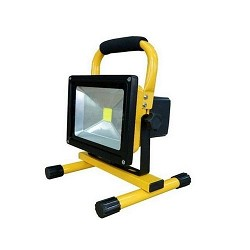 20 Watts LED Rechargeable Flood Light