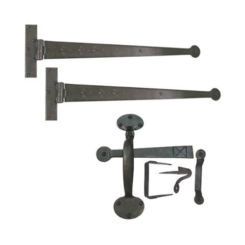 18-pennyend-t-hinge-pair-penny-suffolk-latch-beeswax-by-door-ironmongery-da8