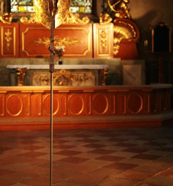 One of my sculptures are moving to a church in Sweden, to my hometown Norberg