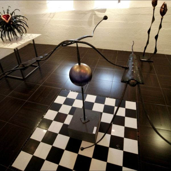 balance sculpture